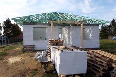 Střecha rodinného domu-Blatnice