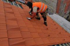 Rekonstrukce střechy Střední průmyslové školy strojní v Plzni