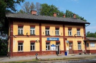 Nádraží Mirovice