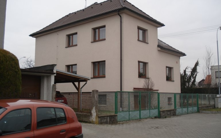 Rekonstrukce střechy Plzeň