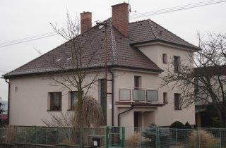 Střecha v Plzni