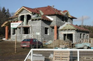 Střecha Bramac - Alpská taška Classic Protector