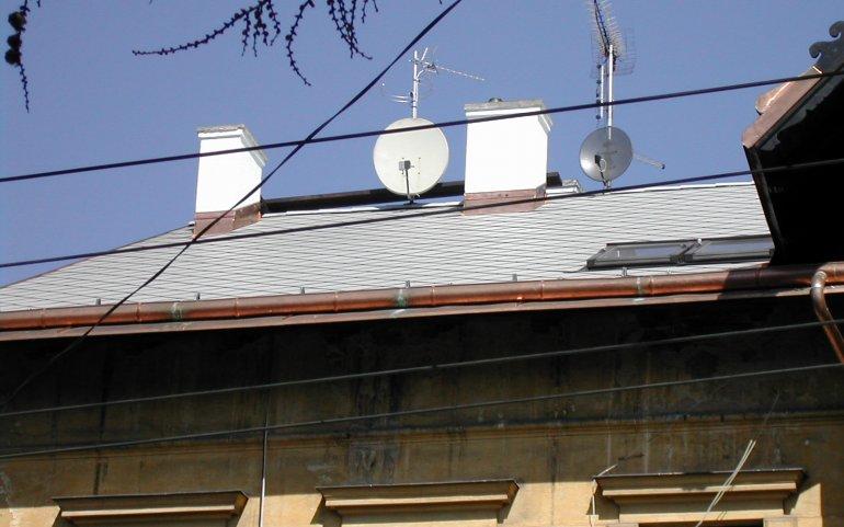Oprava střech - Naturmont