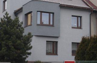 Rekonstrukce střechy rodinného domu v Plzni