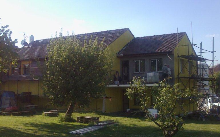 Střecha Pňovice