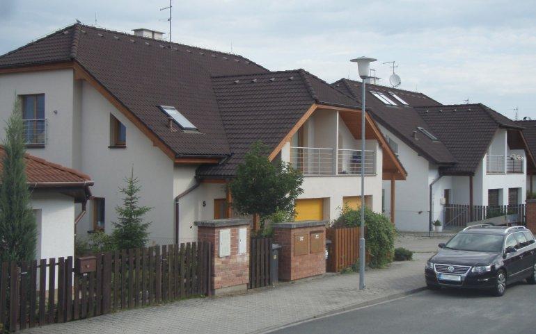 Fasáda v Plzni