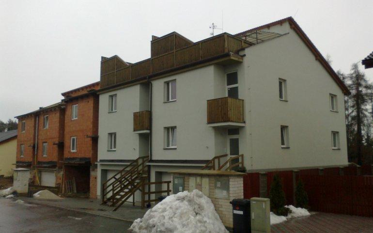 Řadový rodinný dům - Plzeň Nová Hospoda