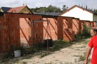 Řadový dům v Plzni