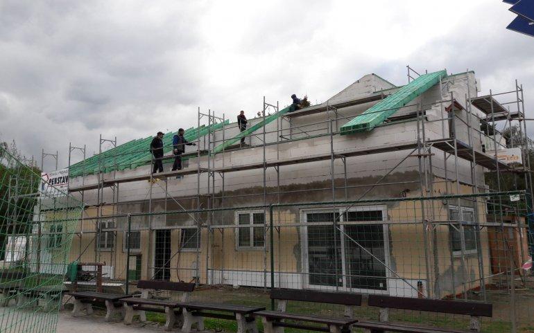 Realizace střech - Plzeňský kraj