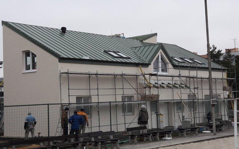 Naturmont - realizace střech
