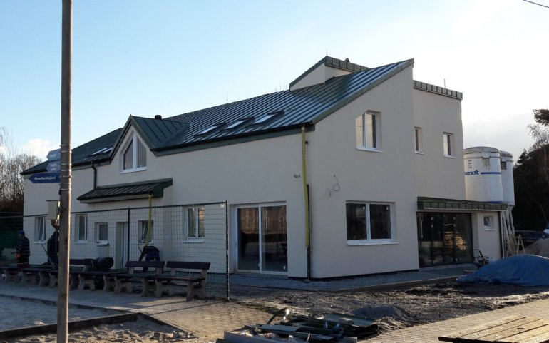 Střecha Lindab
