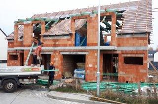 Kompletní střechy - firma Naturmont