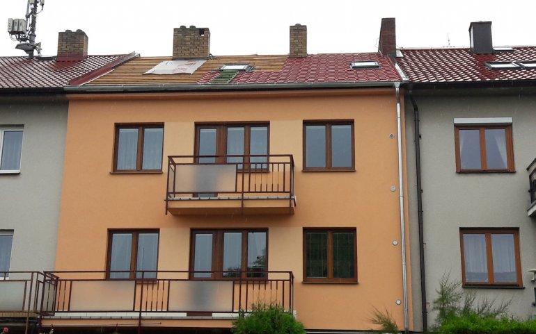 Rekonstrukce střech Naturmont