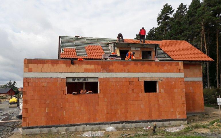 Provádění střech Plzeň