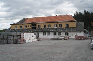 Střecha Rybnice