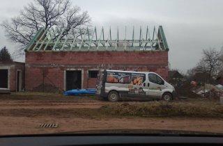 Střecha od firmy Naturmont