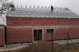 Střechařské práce - Dolní Vlkýš