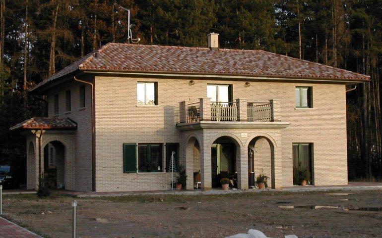 Střecha rodinného domu v Třemošné