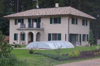 Realizace střechy Třemošná