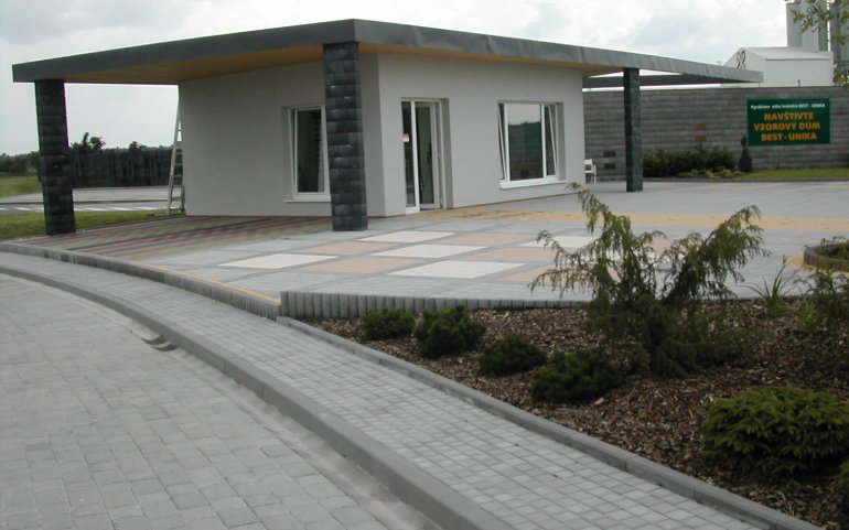 Dům s rovnou střechou
