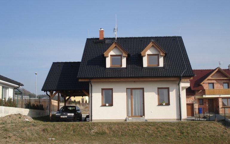 Střecha - Losiná