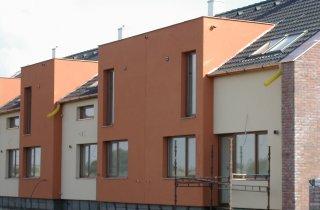 Realizace střechy v Tachlovicích