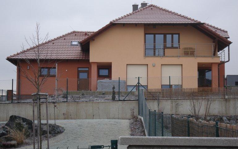 Střecha - Plzeň-Černice
