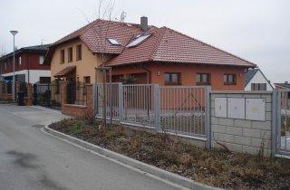 Střecha - Černice