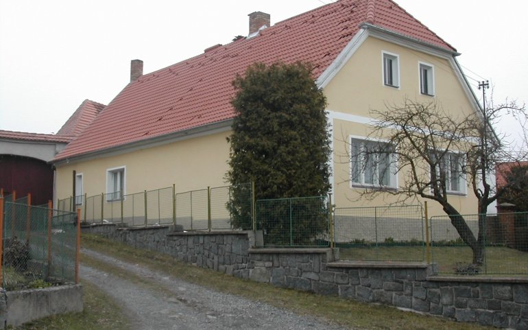 Rekonstrukce střechy rodinného domu Svojšice