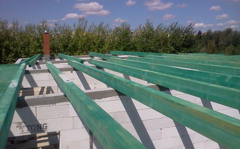 Plochá střecha Plzeň