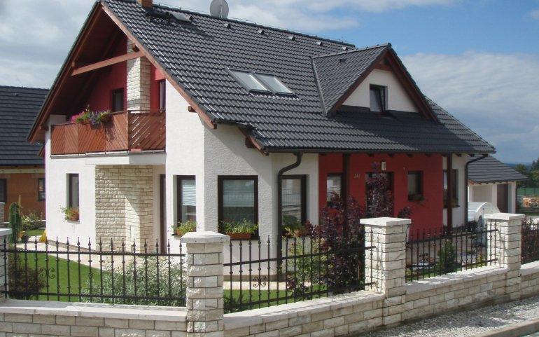 Realizace střechy - Losiná u Plzně