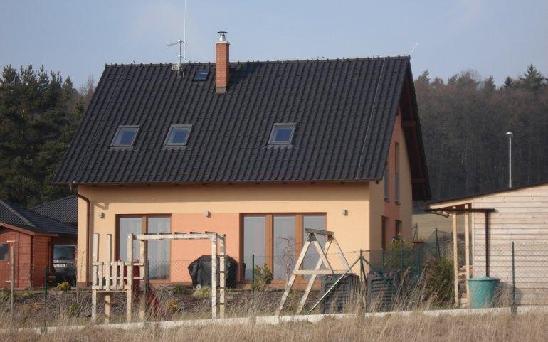 Střecha u Plzně