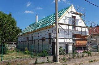 Realizace střech - Naturmont