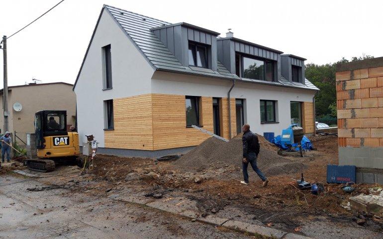 Dodávka a montáž střechy