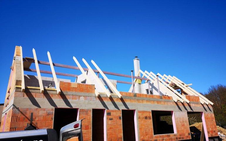 Dodávka a montáž krovu