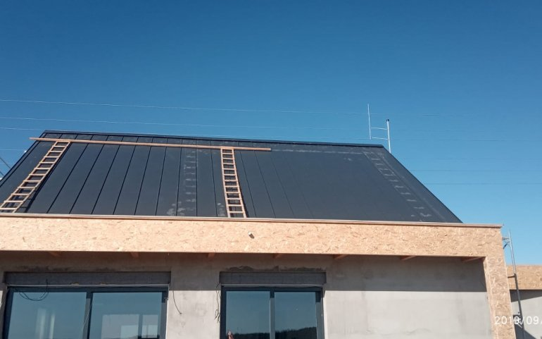 Střecha Naturmont