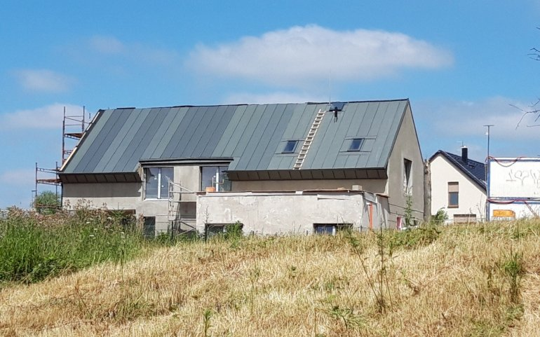 Střechy Naturmont