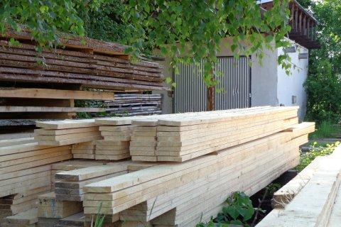 Sušení dřeva