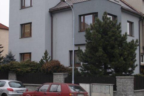 Střecha rodinného domu - Plzeň