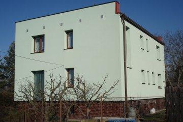 Fasáda rodinného domu - Plzeň-Radobyčice