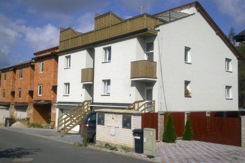 Řadové rodinné domy v Plzni na Nové Hospodě