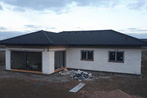 Střecha rodinného domu - Líně