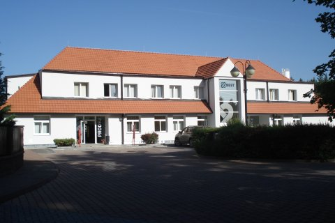Administrativní budova v Rybnici