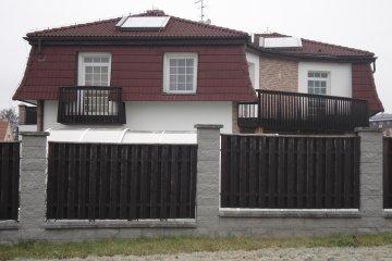 Střecha rodinného domu - Plzeň-Bručná