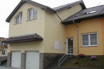 Střechy bytových jednotek - Starý Plzenec