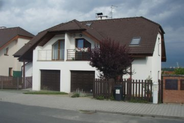 2x rodinný dvojdům - Plzni-Černicích