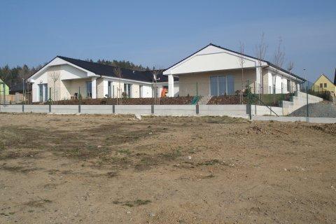Střechy 2 rodinných domů - Losiná