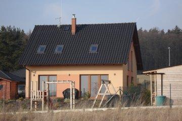 Střecha rodinného domu - Losiná