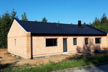 Pokrytí střechy - Tymákov